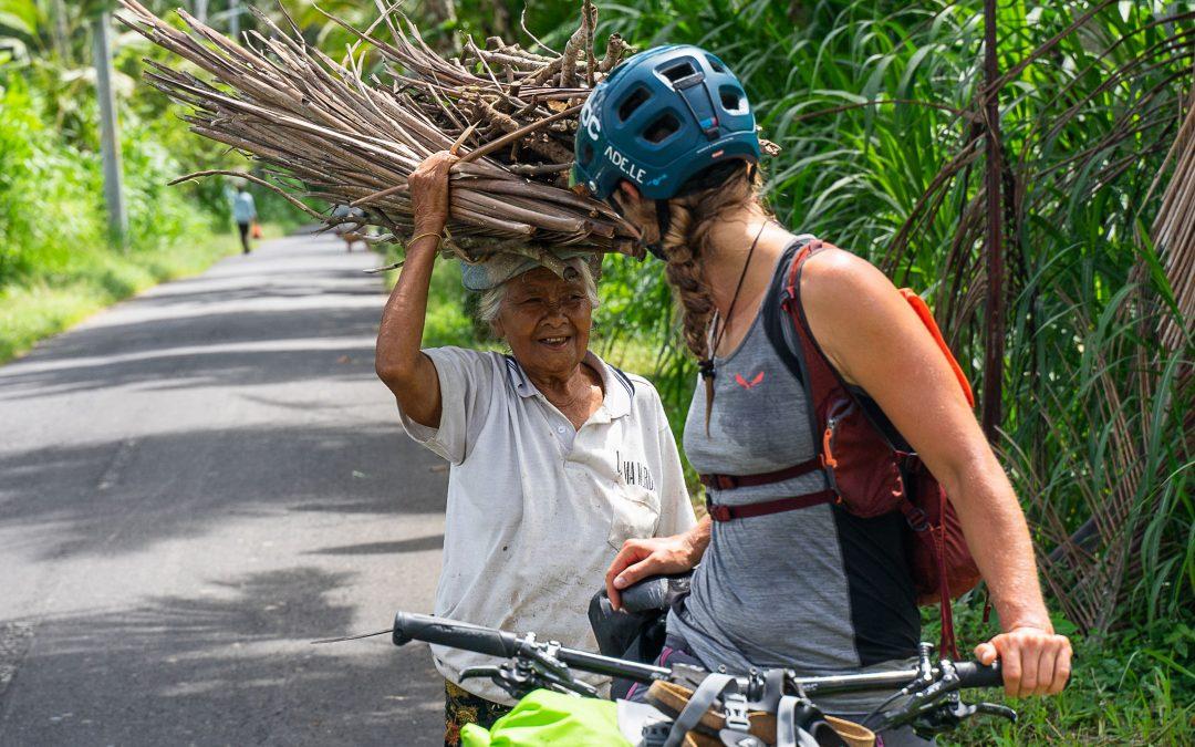 Bikepacking auf Bali