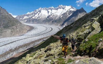 Mountainbiken in der Schweiz