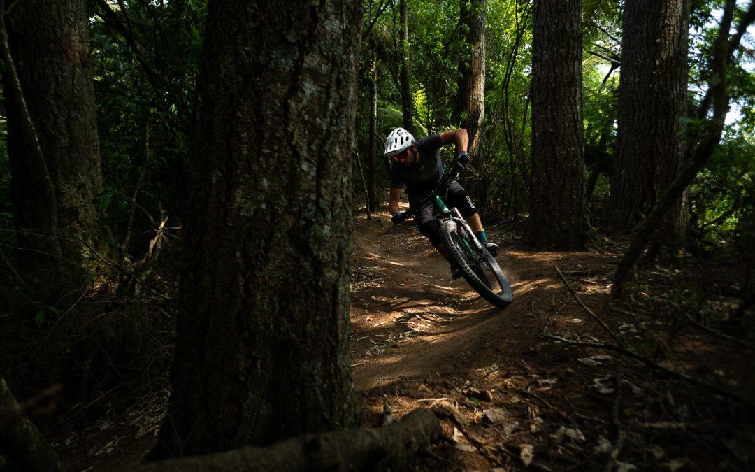 Mountainbiken in Rotorua