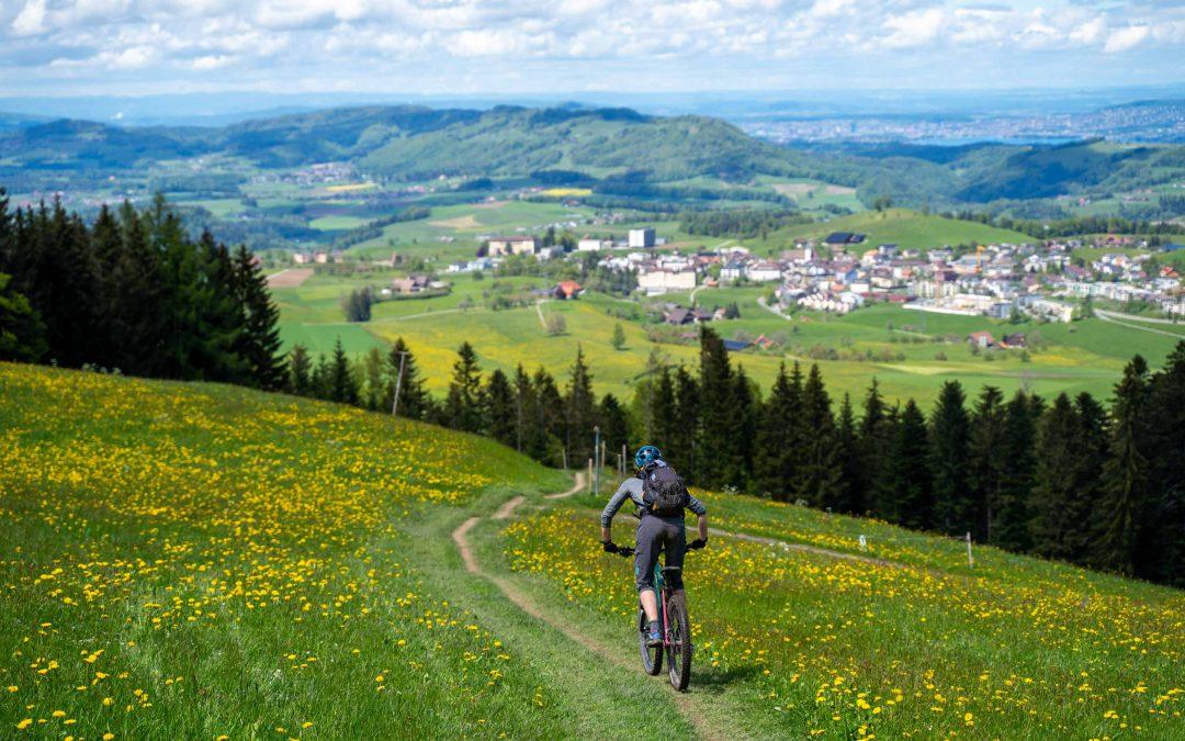 Städtereise für Mountainbiker – Zürich