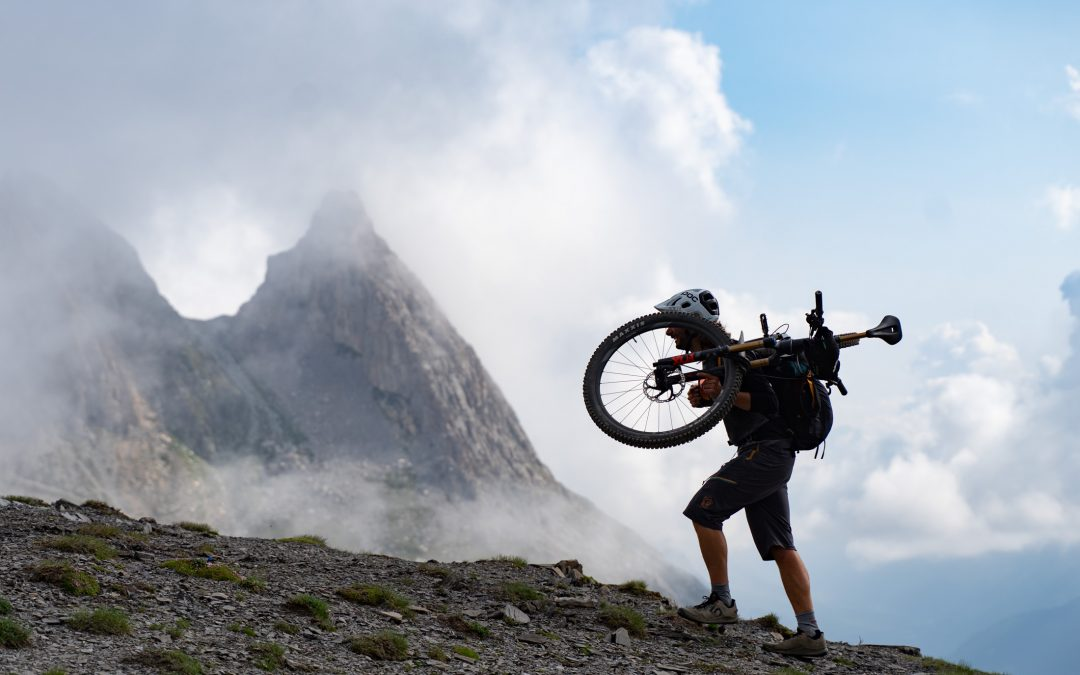 Bonne descente – Mit dem Bike auf der Tour Mont Blanc